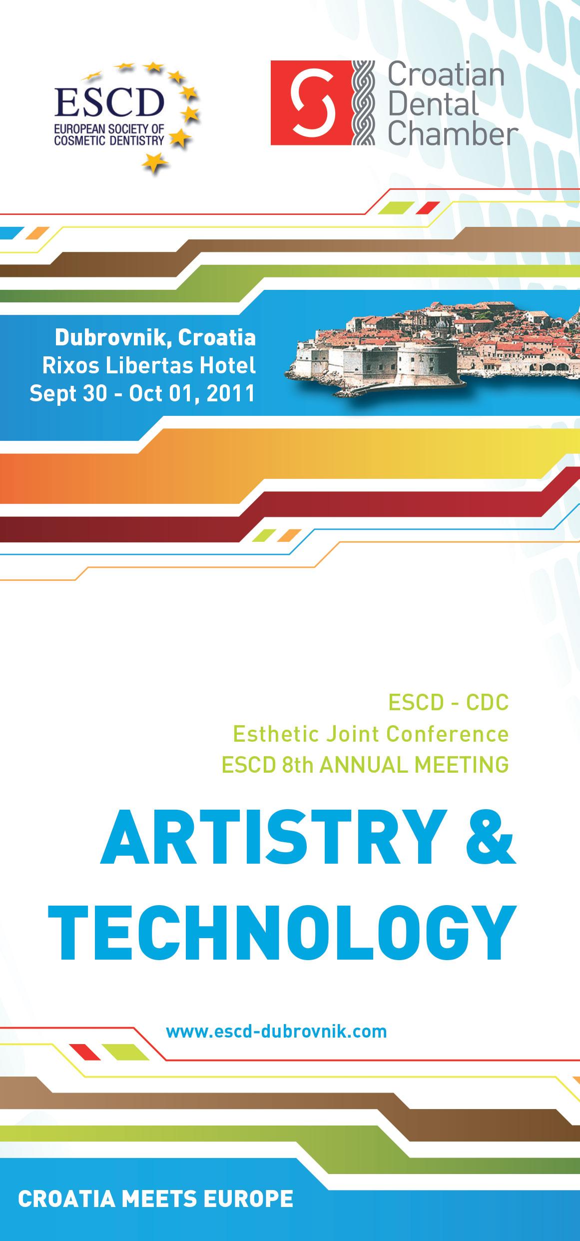 8th ESCD Annual Meeting | ESCD – European Society of