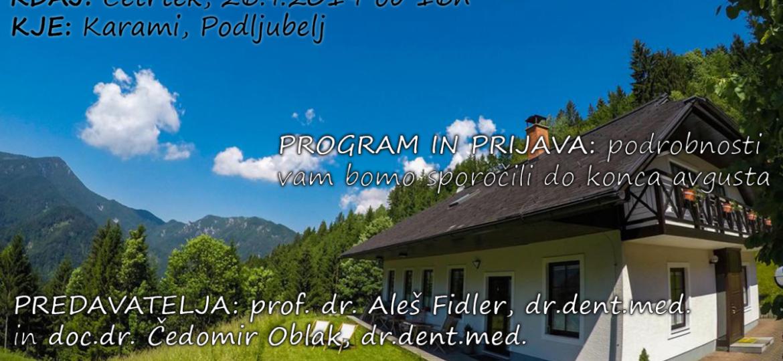ESCD Study Club Slovenia