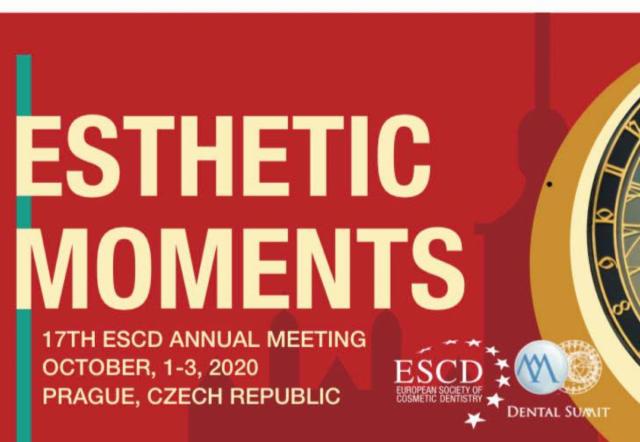 ESCD Annual Meeting Prague 2020