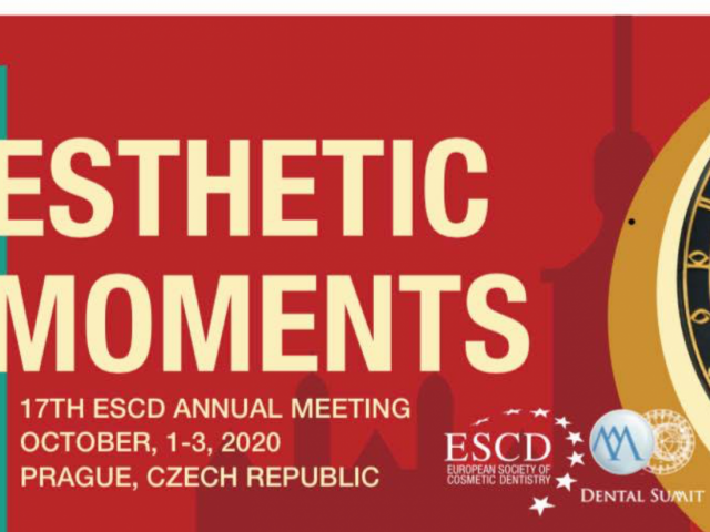 ESCD Annual Meeting Prague 2020