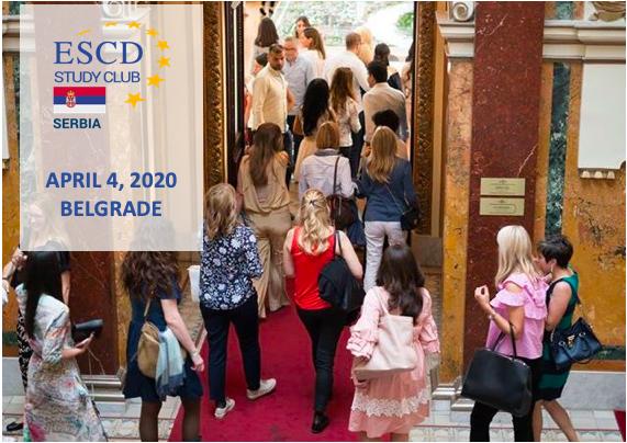 ESCD Study Club Serbia 2020