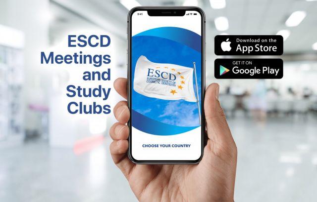 ESCD mobile app announcement